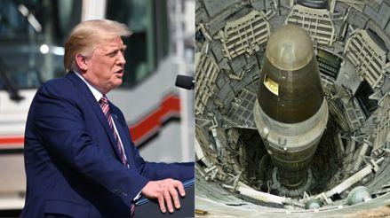 Decenas de prestigiosos científicos suplican a Donald Trump no reanudar pruebas nucleares