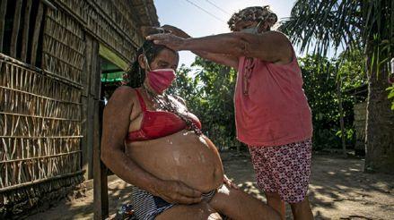 OMS: La transmisión del coronavirus en Brasil alcanzó una