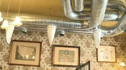 Desde lámparas UVC hasta agua con níquel: Los inventos para luchar contra la COVID-19 en espacios cerrados