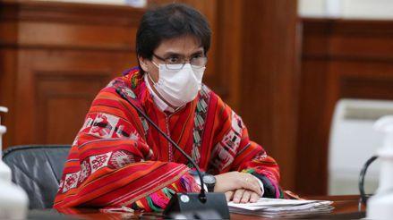 Gobernador de Cusco tras dar positivo a la COVID-19: