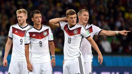 Toni Kroos respaldó a André Schürrle, retirado con 29 años ante la