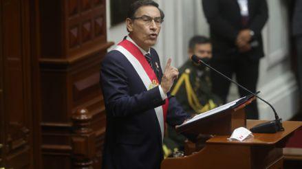 Martín Vizcarra reafirma su compromiso de