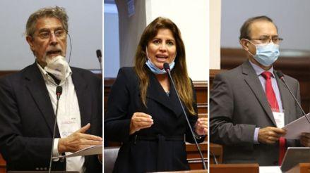 ¿Qué dijeron estos congresistas tras el mensaje a la Nación?