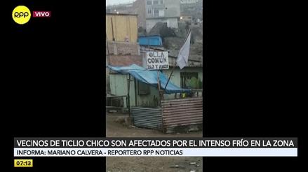 Vecinos de Ticlio Chico hacen ollas comunes para sobrevivir durante la pandemia [VIDEO]