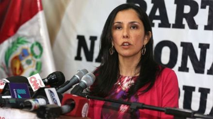 Fiscalía estima entre 18 a 30 años de cárcel para Nadine Heredia por el caso Gasoducto