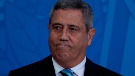El jefe del Gabinete de Jair Bolsonaro da positivo por coronavirus