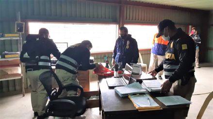 Fiscalía interviene sede de la Municipalidad de Ancón por presuntas irregularidades en la entrega de canastas