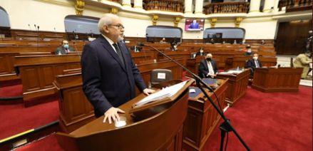 Voto de confianza: Pedro Cateriano expuso la política general del Gobierno, hoy 3 de agosto de 2020 | Últimas noticias EN VIVO | Día 140 del Estado de Emergencia