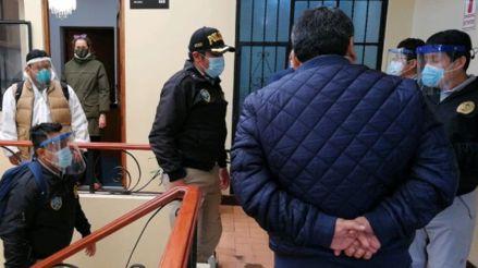 Intervienen el municipio de Pueblo Libre por presuntas irregularidades en obras de parques recreacionales