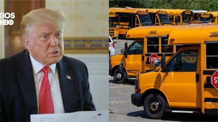 Estados Unidos: Donald Trump insiste en reabrir las escuelas porque el coronavirus