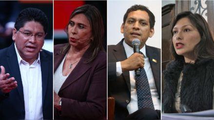 Las reacciones de los congresistas sobre el nuevo Gabinete Ministerial de Walter Martos