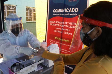 Coronavirus en Perú: 20 844 personas han muerto por la COVID-19 y la cifra de casos sube a 471 012