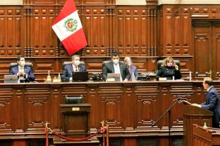 Walter Martos ante el Congreso de la República: un discurso difícil de rechazar [ANÁLISIS]