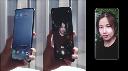 Xiaomi muestra su cámara bajo la pantalla y anuncia su producción masiva en celulares para 2021