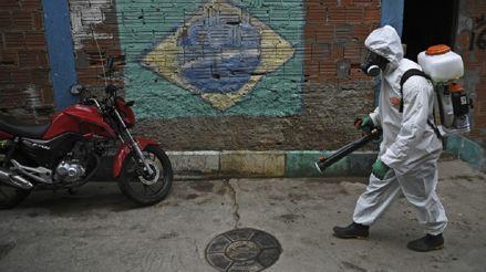 Brasil supera los 4 millones de casos de coronavirus entre señales de mejora
