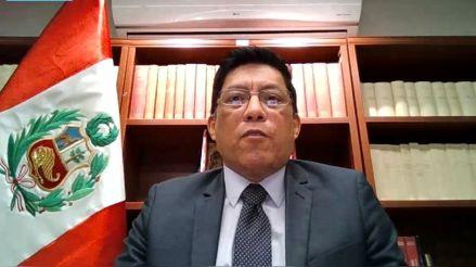 Vicente Zeballos presentó cartas credenciales ante la Organización de Estados Americanos