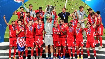 Un campeón de Champions League con el Bayern Munich se suma al Real Madrid
