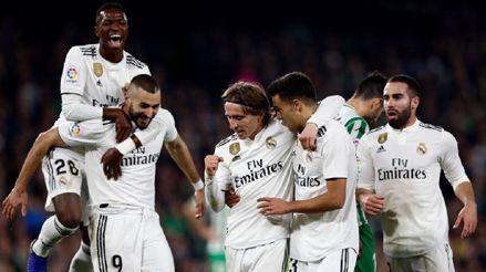 Manchester United va a la caza de un campeón europeo del Real Madrid
