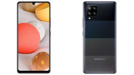 Samsung lanza el Galaxy A42, su celular 5G más barato