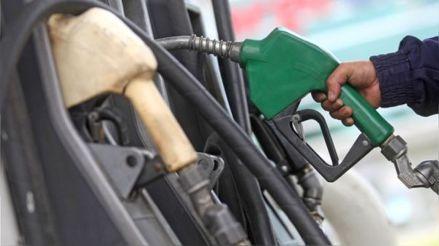 Precios de los combustibles subieron nuevamente desde el fin de semana, según Opecu