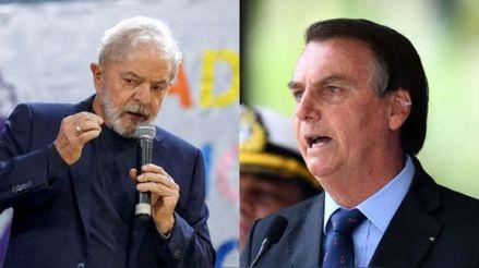 Lula da Silva arremete contra Jair Bolsonaro: