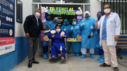 Perú supera los 522 000 recuperados de la COVID-19