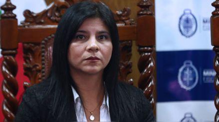 Silvana Carrión: