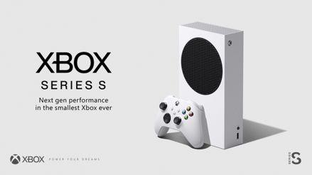 Xbox presenta la Series S, su apuesta compacta y de precio reducido para la próxima generación