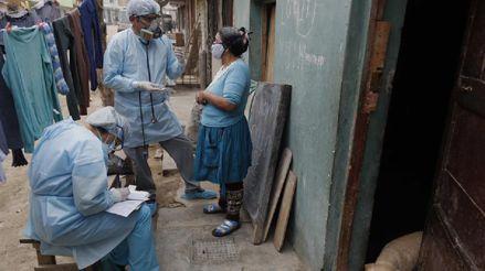 Perú supera las 30 000 muertes y los 696 000 casos confirmados de COVID-19