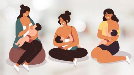 COVID-19: La lactancia materna debe continuar en tiempos de pandemia