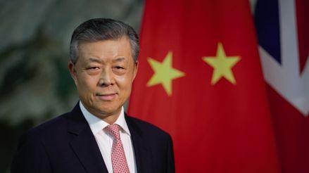 Cuenta de embajador chino le da
