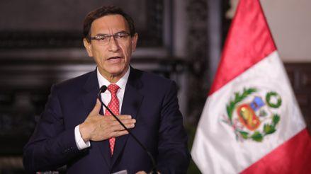 Presidente Vizcarra asegura que conocían de existencia de audios desde el 29 de julio