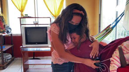 Profesora colecta televisores para que sus alumnos puedan sintonizar Aprende en Casa