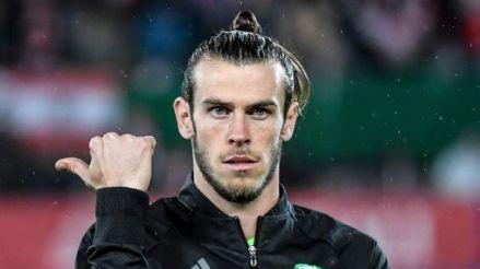 Gareth Bale fue increpado por los hinchas de Real Madrid y lo mandaron a jugar golf