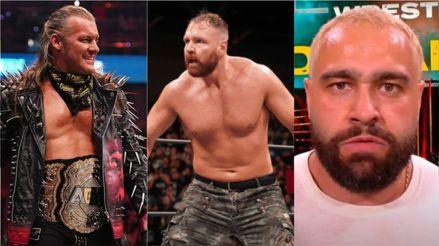 Chris Jericho, Dean Ambrose y más: Todos los ex luchadores de WWE que ahora están en la empresa rival AEW