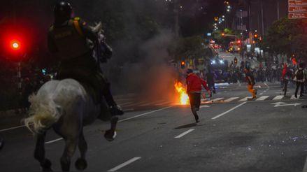 """Alcaldesa de Bogotá denuncia """"auténtica masacre"""" de jóvenes por parte de la policía colombiana"""