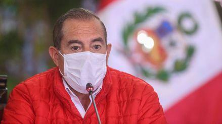 Walter Martos: Líderes de dos partidos pidieron al presidente Vizcarra que postergue las elecciones generales por dos años