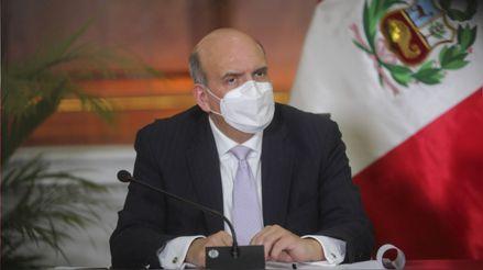 Canciller Mario López: Estamos listos para invocar la Carta Democrática Interamericana ante la OEA