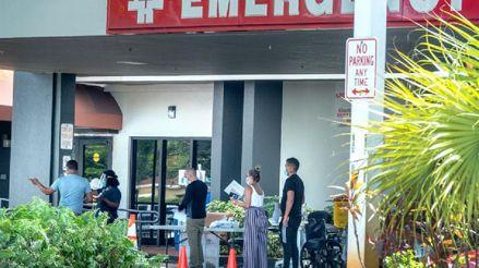EE.UU: Florida registró siete fallecidos por COVID-19 en la última jornada, 101 menos que el día anterior