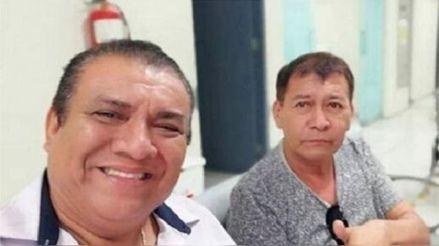 Manolo Rojas lamenta el fallecimiento de su hermano a causa de la COVID-19: