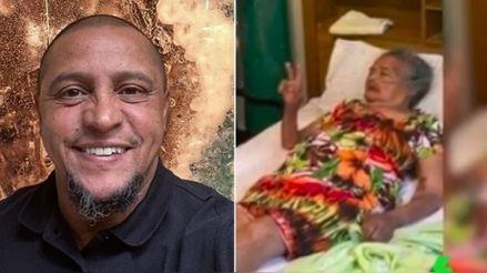 La abuela de 100 años de Roberto Carlos se recuperó del coronavirus
