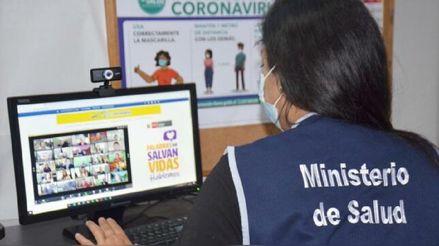 Especialistas en salud mental del Minsa orientarán a jóvenes para que identifiquen signos de ansiedad y depresión