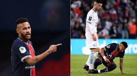 ¡Continúa la pelea! Álvaro González se defendió y Neymar volvió a acusarlo de racista