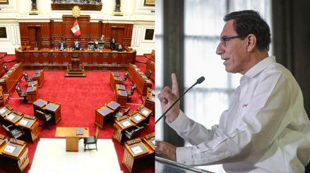 Martín Vizcarra | Vacancia presidencial | Todas las incidencias de la crisis política en el país, minuto a minuto | Congreso de la República | Richard Swing