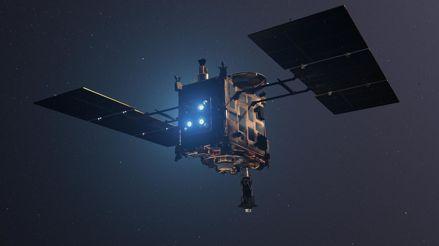 La sonda Hayabusa 2 tendrá una nueva misión espacial: visitará otro asteroide en 2031