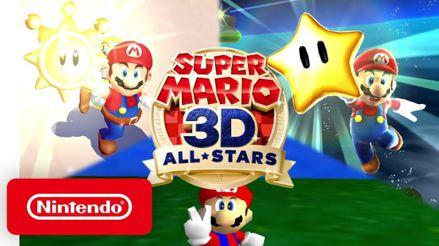 Ni ports o remakes: Super Mario 3D All-Stars está cargado de ROMS