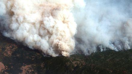 EE.UU.: Humo de los incendios en el oeste del país llega hasta Nueva York