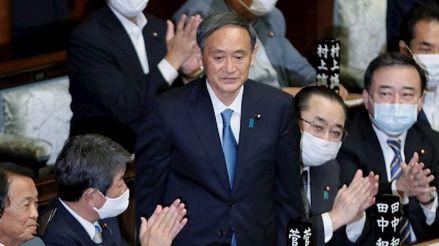 Japón: Yoshihide Suga es nombrado como el nuevo primer ministro en reemplazo de Shinzo Abe