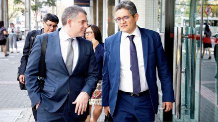Fiscal José Domingo Pérez tilda de