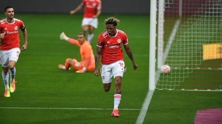 Inter de Porto Alegre: Abel Hernández marcó el gol más rápido de Internacional en la Copa Libertadores